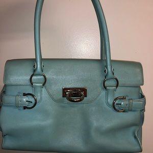 Authentic Vintage Salvatore Ferragamo Bag